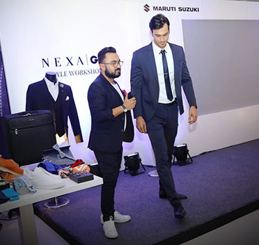 NEXA World GQ Style Workshop
